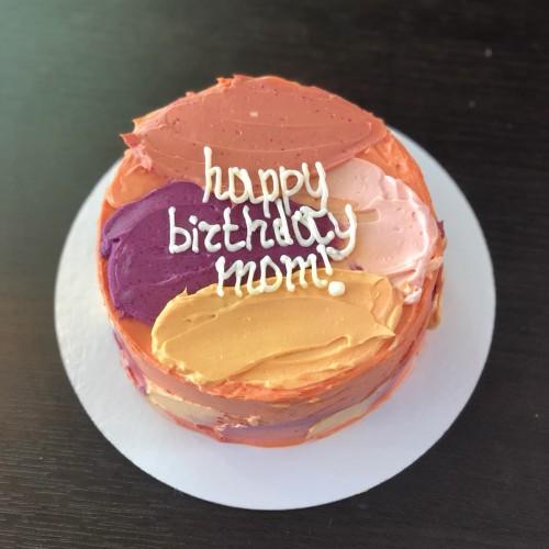 Бенто торт #1348