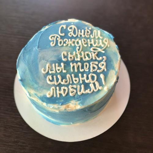 Бенто торт #1350