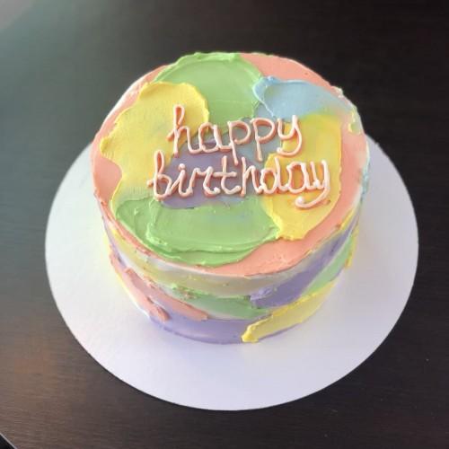 Бенто торт #1351
