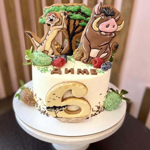 Торт #1169