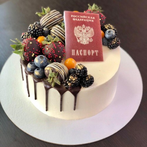 Торт #988