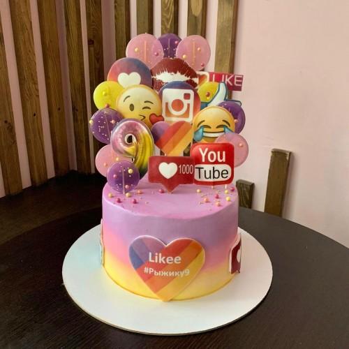 Торт #1077
