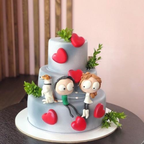 Торт #1022