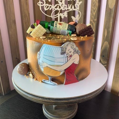 Торт #1026