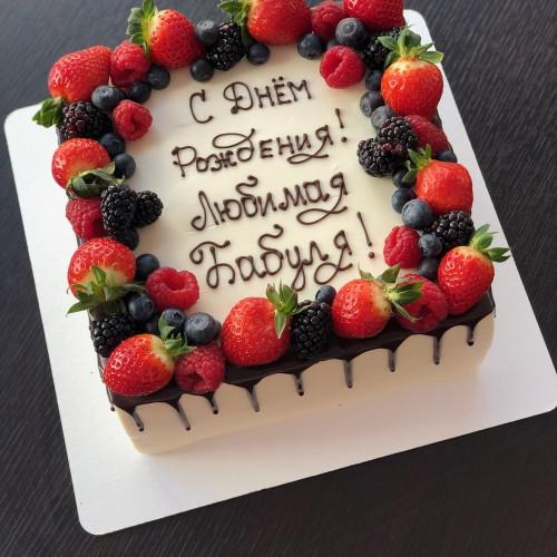 Торт #937