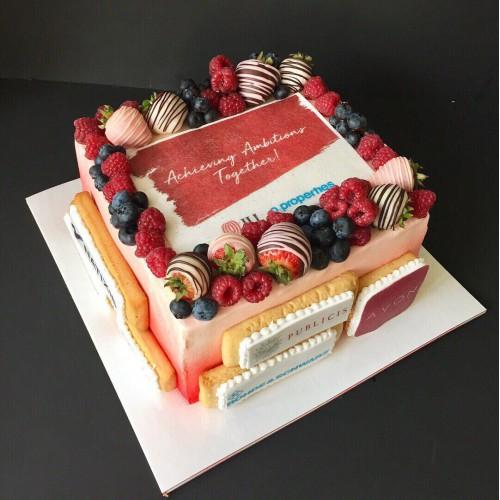 Торт #658